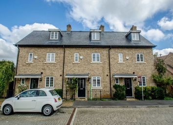 Thumbnail 3 bed terraced house for sale in Palmerston Way, Stotfold, Hitchin
