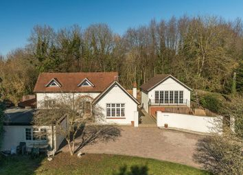 Thumbnail 4 bed detached house for sale in Southdown Road, Shawford, Winchester
