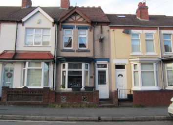 Thumbnail 2 bed terraced house for sale in Henry Street, Nuneaton, Warwickshire