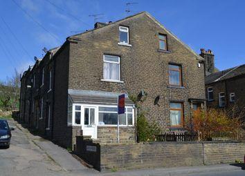 Thumbnail 2 bedroom end terrace house for sale in Thornton Road, Thornton, Bradford