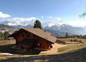 Thumbnail 4 bed cottage for sale in Chesieres, Villars Sur Ollon, Vaud, Switzerland