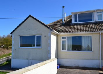 Thumbnail 3 bed semi-detached bungalow to rent in Outrigg Close, St Bees, Cumbria