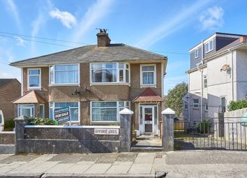 Thumbnail 3 bedroom semi-detached house for sale in Efford Crescent, Plymouth