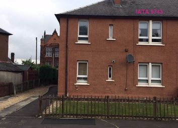 Thumbnail 2 bed flat to rent in Deanbrae Street, Uddingston, Glasgow