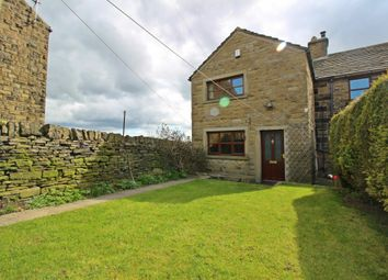 Thumbnail 3 bed end terrace house to rent in Yew Tree Road, Shepley, Huddersfield