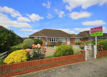 Thumbnail 3 bed semi-detached bungalow for sale in Slade Drive, Swindon, Wiltshire