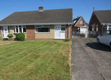 2 bed semi-detached bungalow for sale in Nun House Drive, Winsford CW7
