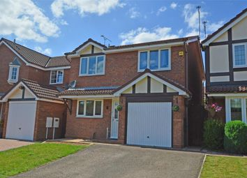 Kirkby Close, Rugby CV21. 3 bed detached house for sale