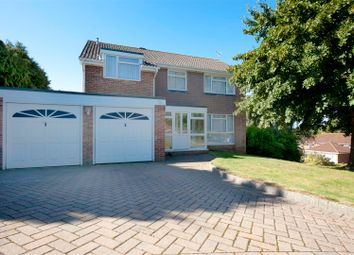 Thumbnail 3 bedroom detached house for sale in The Suttons, St. Leonards-On-Sea