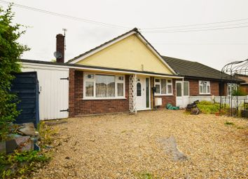 Thumbnail 4 bed semi-detached bungalow for sale in Princes Avenue, Chelmsford