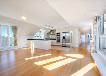 Thumbnail 3 bed flat for sale in Nicholas Court, Chiswick