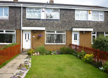 Thumbnail 3 bed terraced house for sale in Whitton Place, Seaton Delaval, Whitley Bay