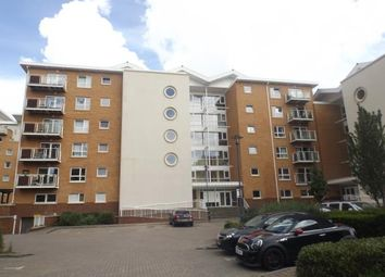 Thumbnail 2 bed flat for sale in Calais House, Penstone Court, Century Wharf, Cardiff Bay