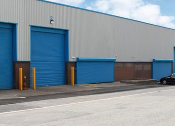 Thumbnail Industrial to let in Unit 2, Grain Estate, Liverpool