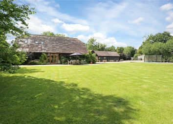 Thumbnail 4 bed barn conversion for sale in West Chiltington Lane, Broadford Bridge, Billingshurst, West Sussex