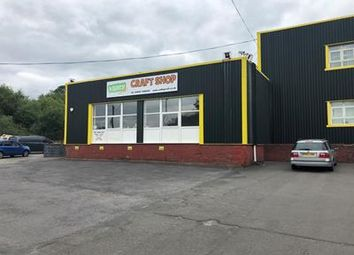 Thumbnail Light industrial to let in Units 1 & 2, St. Margarets Park, Aberbargoed