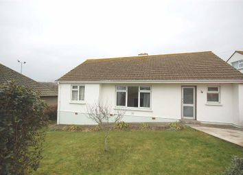 Thumbnail 3 bed detached bungalow to rent in Methleigh Parc, Porthleven, Helston