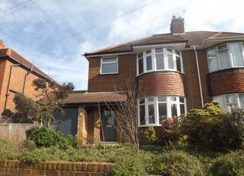 Thumbnail 3 bed semi-detached house to rent in Priory Avenue, Hastings