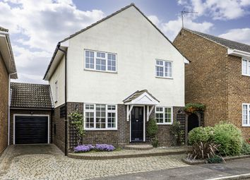Thumbnail 4 bed detached house for sale in Gloucester Avenue, Rayleigh