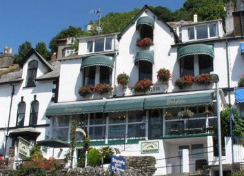 Thumbnail Hotel/guest house for sale in Dolphin Guest House, East Looe