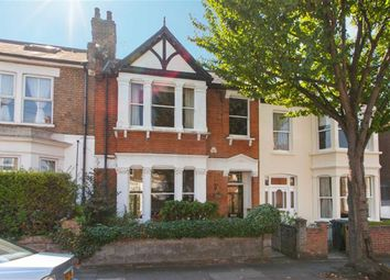 Thumbnail 4 bed terraced house for sale in Brougham Road, London