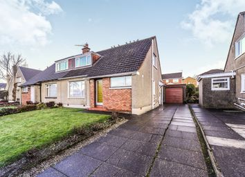 Thumbnail 3 bed semi-detached house for sale in Crosslet Avenue, Dumbarton