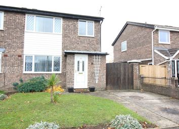 Thumbnail 3 bed semi-detached house for sale in Mill Lane, Caldicot
