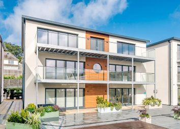 Thumbnail 4 bedroom flat for sale in Byron Apartments, Beach Road, Woolacombe, Devon