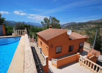 Thumbnail 3 bed villa for sale in Lliber, Alicante, Costa Blanca. Spain