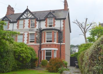Thumbnail 3 bed maisonette for sale in Cadnant Park, Conwy