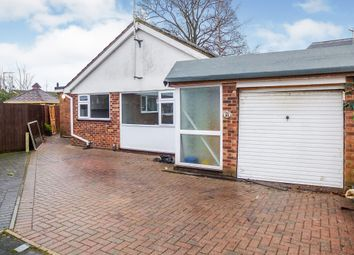 Thumbnail 4 bedroom detached bungalow for sale in Turnpike Close, Wisbech