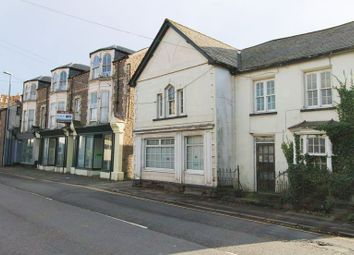 Thumbnail Commercial property for sale in Brecon Road, Abergavenny