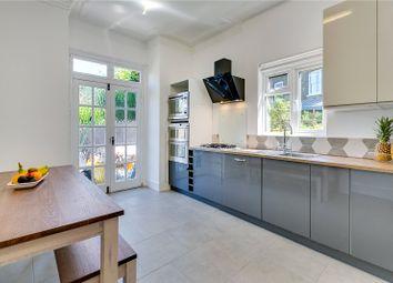 Thumbnail 4 bed terraced house to rent in Cassland Road, London