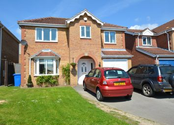 Thumbnail 4 bed detached house for sale in Ramshaw Close, Upper Newbold, Chesterfield
