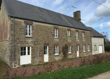 Thumbnail 4 bed detached house for sale in Saint-Martin-De-Cenilly, Basse-Normandie, 50210, France