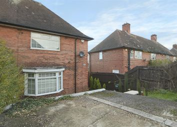 Thumbnail 3 bed semi-detached house for sale in Raymede Drive, Bestwood, Nottinghamshire