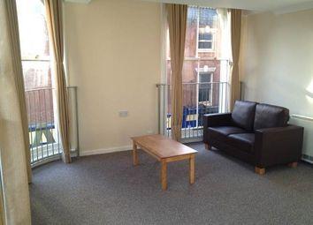 Thumbnail 1 bedroom flat to rent in Carlton Buildings, 10 Broad Street, Nottingham