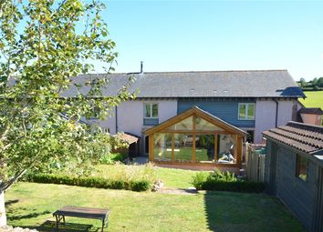 Thumbnail 4 bed semi-detached house for sale in Garlandhayes Farm, Westcott, Cullompton, Devon
