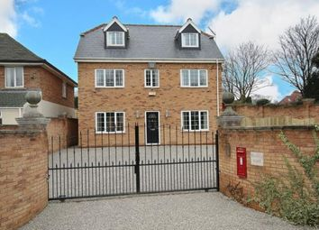 Thumbnail 5 bed detached house for sale in Rakes Lane, Loversall, Doncaster
