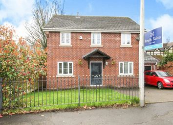 Thumbnail 4 bed detached house for sale in Railway Road, Marple, Stockport