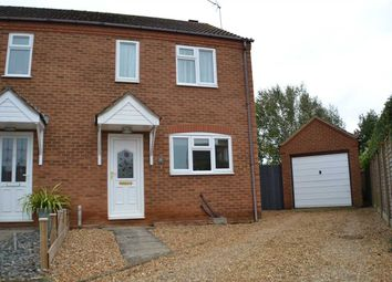 Thumbnail 2 bed semi-detached house for sale in Reg Houchen, Dersingham, King's Lynn