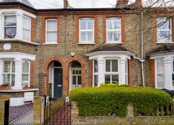 Thumbnail 3 bed terraced house for sale in Wadley Road, London