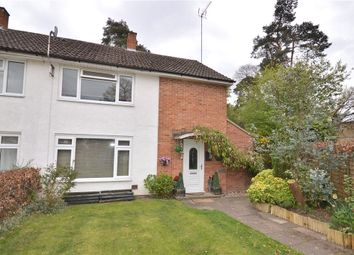 Thumbnail 3 bed semi-detached house for sale in Wilberforce Way, Bracknell, Berkshire