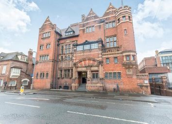 Thumbnail 1 bed flat for sale in Victoria Institute, Sansome Walk, Worcester, Worcestershire