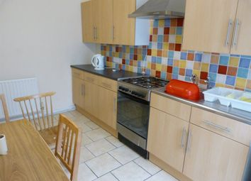 Thumbnail 3 bedroom flat to rent in Wyeverne Road, Cathays, ( 3 Beds )