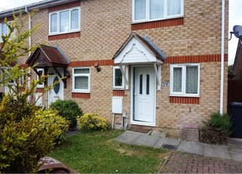 Thumbnail 2 bed end terrace house to rent in Blessing Way, Barking