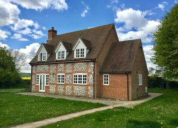 Thumbnail 3 bed detached house to rent in Churn Estate, Blewbury, Didcot