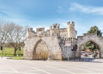 Thumbnail 1 bed flat for sale in Walmgate, York