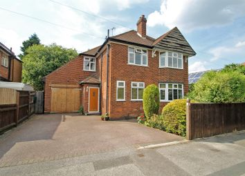 Thumbnail 3 bed detached house for sale in Castleton Avenue, Arnold, Nottingham