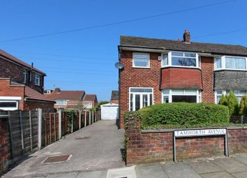 Thumbnail 3 bed semi-detached house for sale in Tamworth Avenue, Whitefield, Manchester